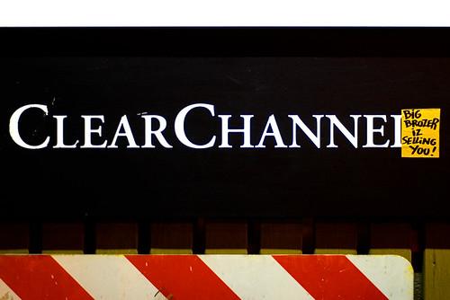 Clear Channel by jrbrubaker.
