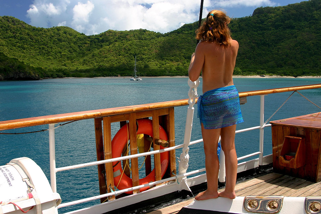 For au cruise naturel nude travel windjammer consider, that