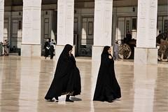 Pilgrims (upyernoz) Tags: mosque syria damascus sham سوريا سورية دمشق الشام umayyadmosque
