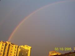 Double rainbow - 2