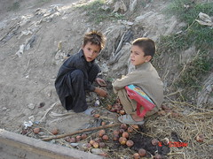 Poverty (NotMicroButSoft (Fallen in Love with Ghizar, GB)) Tags: poverty poor nwfp takhtbhai food