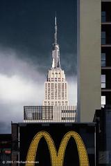 Modern, Post-Modern (JMichaelSullivan) Tags: nyc newyork mamiya topf25 architecture 100v 100v10f 10f empirestate 200v 3000v m7 mamiya7 mjsfoto1956 1000v 400v 30f 20f 60f 2000v 50f 800v 1500v 40f 70f 4000v 1600v 2500v 3500v