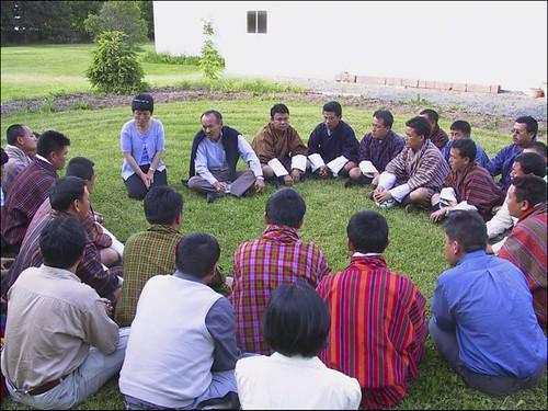 Bhutan Community Gathering