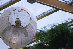 Flying Lantern (baobee) Tags: shigeruban asiasociety architecture art scupture