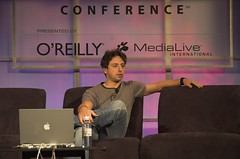 Sergey Brin at Web 2.0