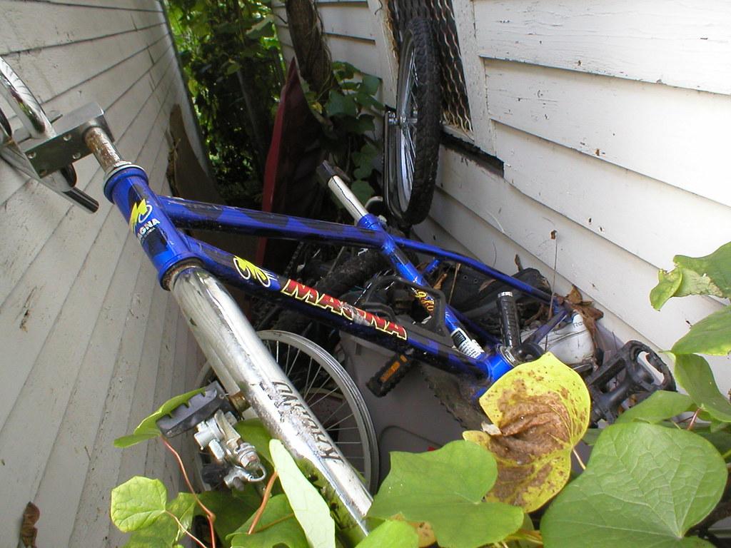 Two & A Half Bikes