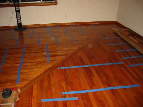 Hardwood flooring hardwood flooring adjustable floor for Hardwood floors examples