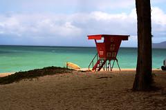 Oahu beach (doggie4u) Tags: canon rebel 350d xt hawaii oahu colors peaceful beach