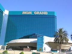 mgm grand hotel, las vegas