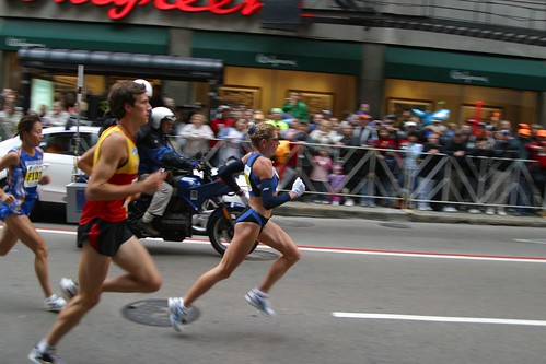 Marathon Vs. Sprint
