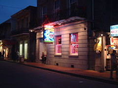 Bourbon Street at Night (jwinfred) Tags: new orleans louisiana strippers dancers hookers quarters sin