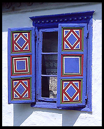 Romanian Window
