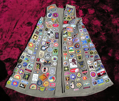 "ROB JAN'S ""FANTASTIQUE"" BADGE CLOAK #1 COSTUME PICTURE #1 (zero g) Tags: original costumes robert catchycolors creativity costume cosplay jan creative australia rob full badge klingon robjan cloak wearableart accessories popculture eclectic outfits collectibles costumeparty artdistrict uncommon animecosplay itsabsurdbutwelikeit klingons anythingfantastic1picday beautifulpix alienartifacts australiancostumersguild artisticappropriation scifibuffsunleashed scificatchall witchesvampiresandaliensofallsorts artmixedmedia fantasticfreaks funkycrazystuff internetartistsgallery australianphotographers melbourneandbeyond reallyunlimited forthetotallyobsessiveflickrites areaphiftyone weirdwalkenergeticallyinrubberdungarees stuffstuffstuff myartsycreations austrekstartrekclubaustralia anythingeverything60158photos753memberscounting grouchosnongrouppleasedonotjoin deviantartdeviants thisiswhataddictionlookslike 6packphotos allsizesavailable australia2007daybydayonephotoadaycompetitionopen weardiy"