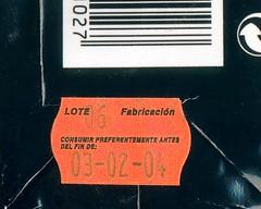 02_03 (Tartanna) Tags: calendari calendario calendar caducitat caducidad bestbefore expiry
