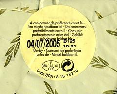 07_04 (Tartanna) Tags: calendari calendario calendar caducitat caducidad bestbefore expiry