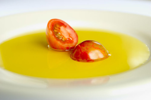 Olive oil is mostly monounsaturated fat.
