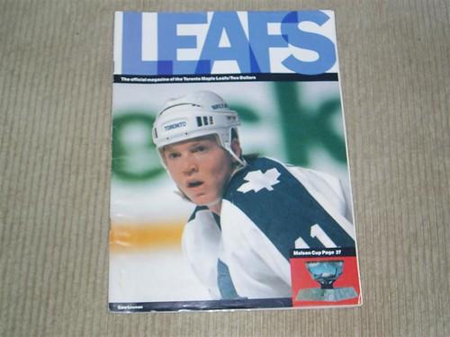 Maple Leafs Program