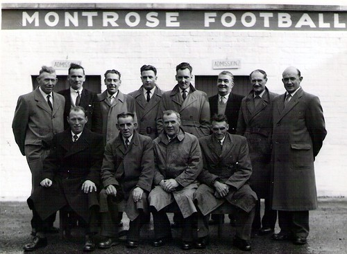 MFC Supporters Club Committee early 60's