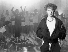 Malcolm McLaren in New York City, 1993.