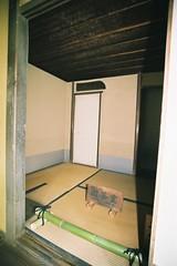 "TeaHouse ""Kan-Chashitsu"" @ Jikin Temple (Hyougushi) Tags: travel japan temple buddhism zen   nara teahouse   yamatokoriyama     rinzai   japaneseteaceremony"