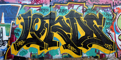 Lords (funkandjazz) Tags: sanfrancisco california graffiti lords naka 2sr5 osd