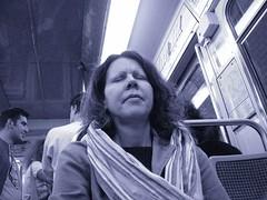 metroparis (gillesklein) Tags: 2005 portrait paris france french klein metro body 2006 cc corps creativecommons 100 language 75018 gilles francais 2007 parisien gillesklein womenfaces itzkovitch itzkovitchklein