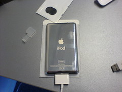ipod (Mark) Tags: white back video ipod 5g 30gb ipodvideo