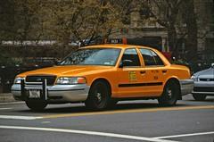 Actual taxi neoyorquino