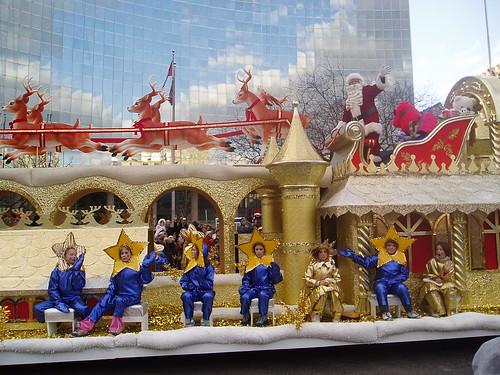 Toronto Santa Claus Parade 2004