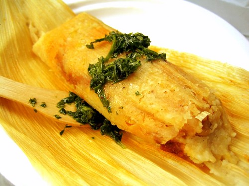 Peruvian Tamale