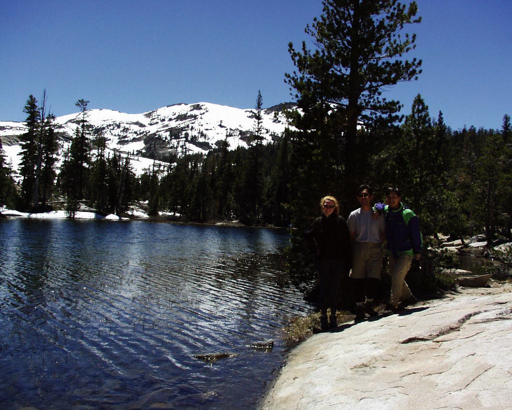 at Velma Lakes