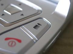 """I"" button"