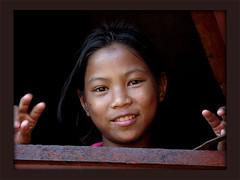 Na-Kheu window (Yorick...) Tags: asia asian chiangmai chiangrai lahu skin thailand travel yorick nakheu