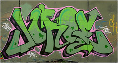 Joroe (funkandjazz) Tags: sanfrancisco california 2004 graffiti tirebeach jor jorone joroe