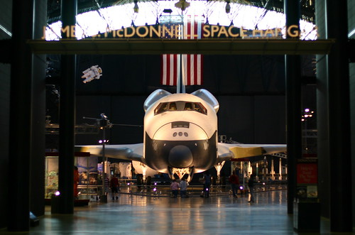 James McDonnell Space Hangar