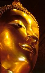 golden buddha (omnia_mutantur) Tags: bangkok thailand buddism statue gold golden eyes gaze stare buddha look temple asia religion head face thailandia tailandia religione fede faccia cara rostro testa cabeza budda tempio occhi olhos ojos oro dorato ouro viso volto buddismo statua art arte
