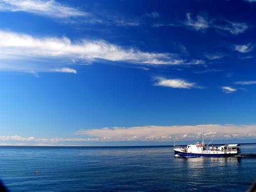 Listvyanka, Lake Baikal por chrisflyer.