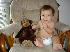 Mason at 8 months 2