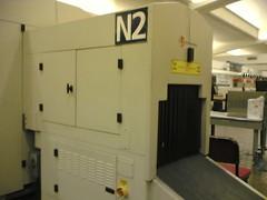 Anglų lietuvių žodynas. Žodis x-ray machine reiškia rentgeno aparatas lietuviškai.