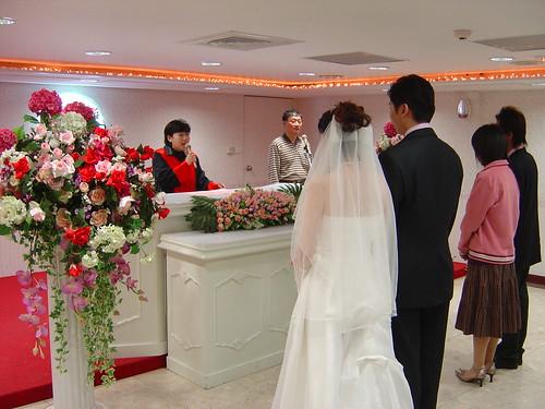 老公的高中同學公證結婚