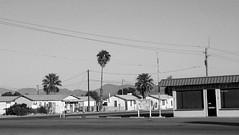 us post office salome AZ (majorette) Tags: arizona bw salome highway60