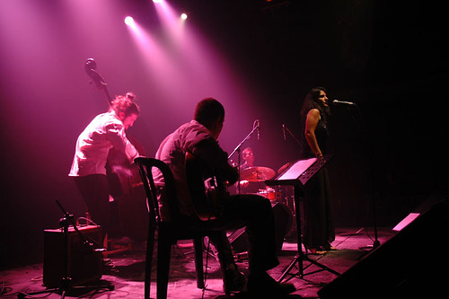 Maucha Adnet with Shai Zelman Trio