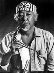 Mr. Miyagi (Pat Morita) 1932 - 2005