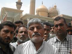 Baghdad - 2003 (masser) Tags: people topv111 wow islam iraq great mosque arab baghdad shia muslims 800views shiite 555v5f 1111v11f 333v3f 222v2f 444v4f 111v1f 777v7f 999v9f i500 interestingness119ranking masserflickrphotos
