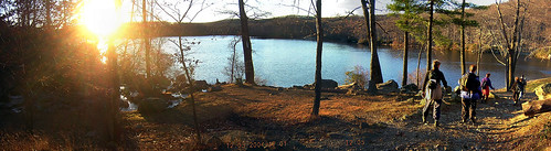 Lake Snannatati, Harriman State Park, NY