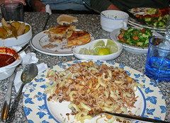 Koshary: Egyptian Food