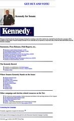 Kennedy Campaign - 1994