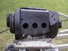 "Roger Morris ""Fossil"" (te_kupenga) Tags: new kupenga sculpture 2006 gen06 rogermorris"