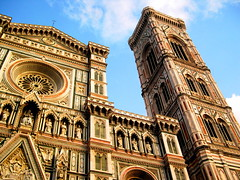 The Campanile Di Giotto - Florence (Zulpha) Tags: italy art tag3 taggedout architecture wow florence tag2 tag1 deleteme10 gorgeous giotto 1on1 cathedaral interestingness35 i500 explore28jan06
