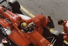 TAKASHI YOKOYAMA 003 (smtfhw) Tags: netherlands 1996 motorracing motorsport racingcars zandvoortaanzee formula3 racingdrivers mastersofformula3